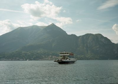 Ferry from Varenna