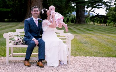 Jo & Adrian – A Wedding in a Summer Garden