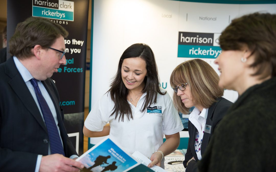 Event Photography – Hereford Defence & Security Expo