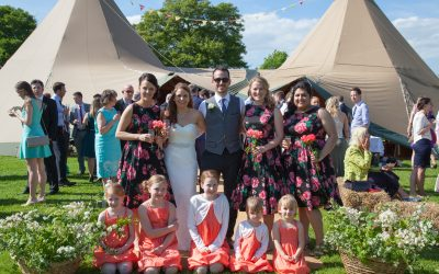 Richard & Jacqueline – A festival Wedding