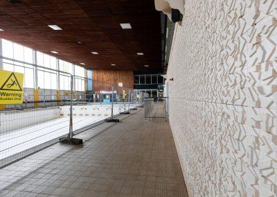 Pool Side tiling