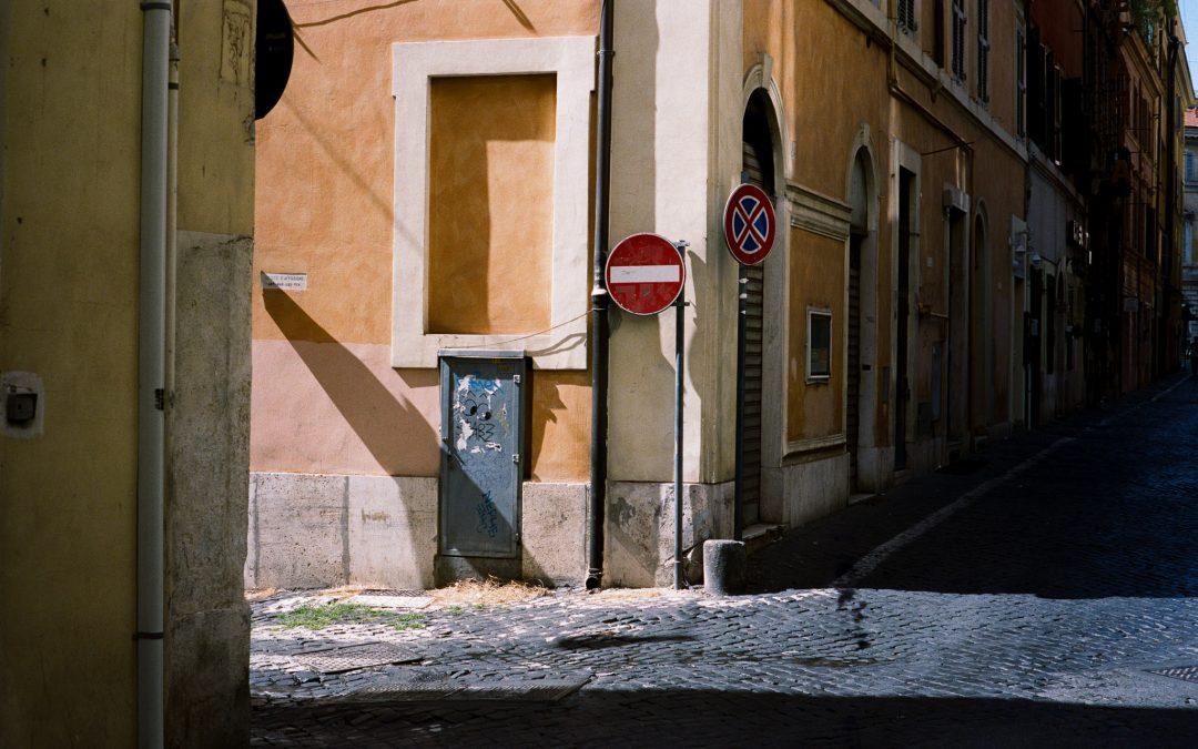 Rome Alone – Street Photography