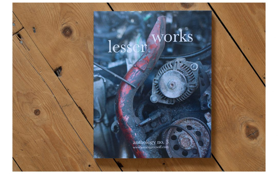 Lesser Works – Anthology no. 3